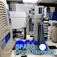 Drug Discovery at SPARC: Enabling high-throughput biology and discovery