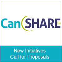 Canadian International Data Sharing Initiative (Can-SHARE)<br>New Initiatives<br>Call for Proposals