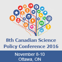 8th Canadian Science Policy Conference