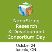 NanoString Research & Development Consortium Day – Toronto, October 24