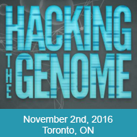 York Science Forum-Hacking the Genome: The Brave New World of Gene Editing – Toronto, November 2