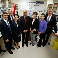 $33 million to Toronto-led Structural Genomics Consortium