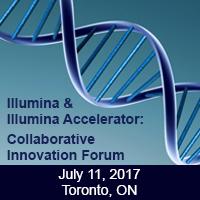 Illumina & Illumina Accelerator: Collaborative Innovation Forum – Toronto, ON – July 11