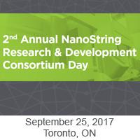 2nd Annual NanoString Research & Development Consortium Day – Sept. 25, Toronto, ON