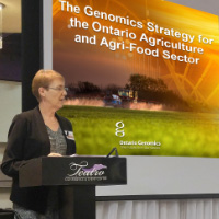The making of a genomics strategy for the Ontario agriculture and agri-food sector