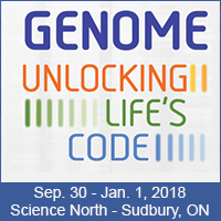 Genome: Unlocking Life's Code makes its Canadian debut at Science North