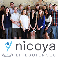 Nicoya Lifesciences raises $2 million to change how the next generation of drugs will be discovered