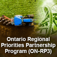 Ontario Agriculture & Agri-food Sector to benefit from Regional Priorities Partnership Program