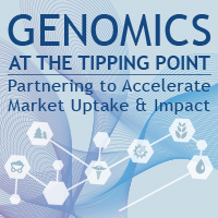 Genomics at the Tipping Point – Partnering to Accelerate Market Uptake & Impact