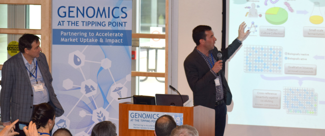"OG Symposium ""Genomics at the Tipping Point"""