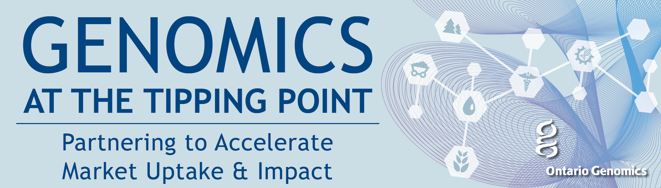 Genomics at the Tipping Point