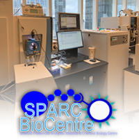 Ignite your Proteomics Research with SPARC BioCentre