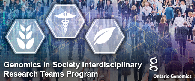 Genomics in Society Interdisciplinary Research Teams program